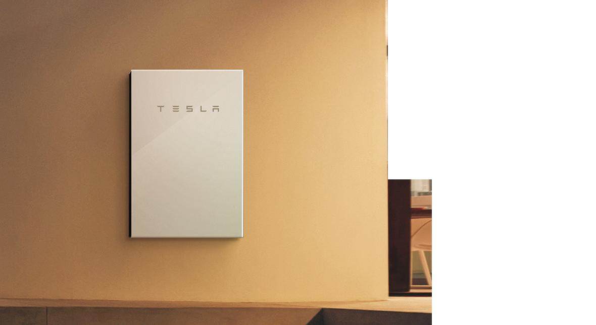 Tesla accumulo fotovoltaico